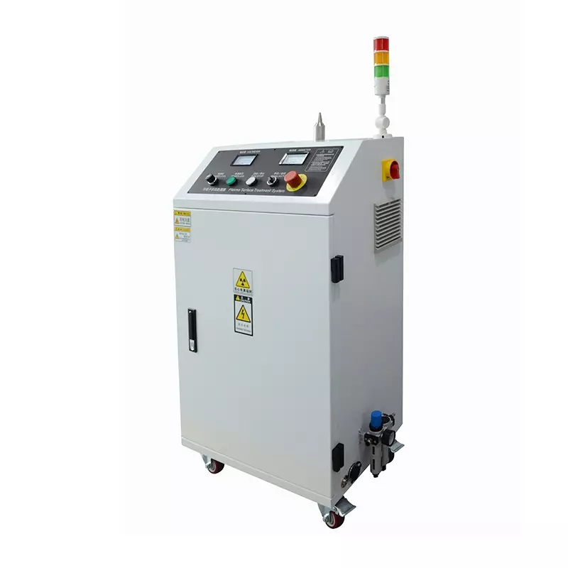 plasma cleaning machine